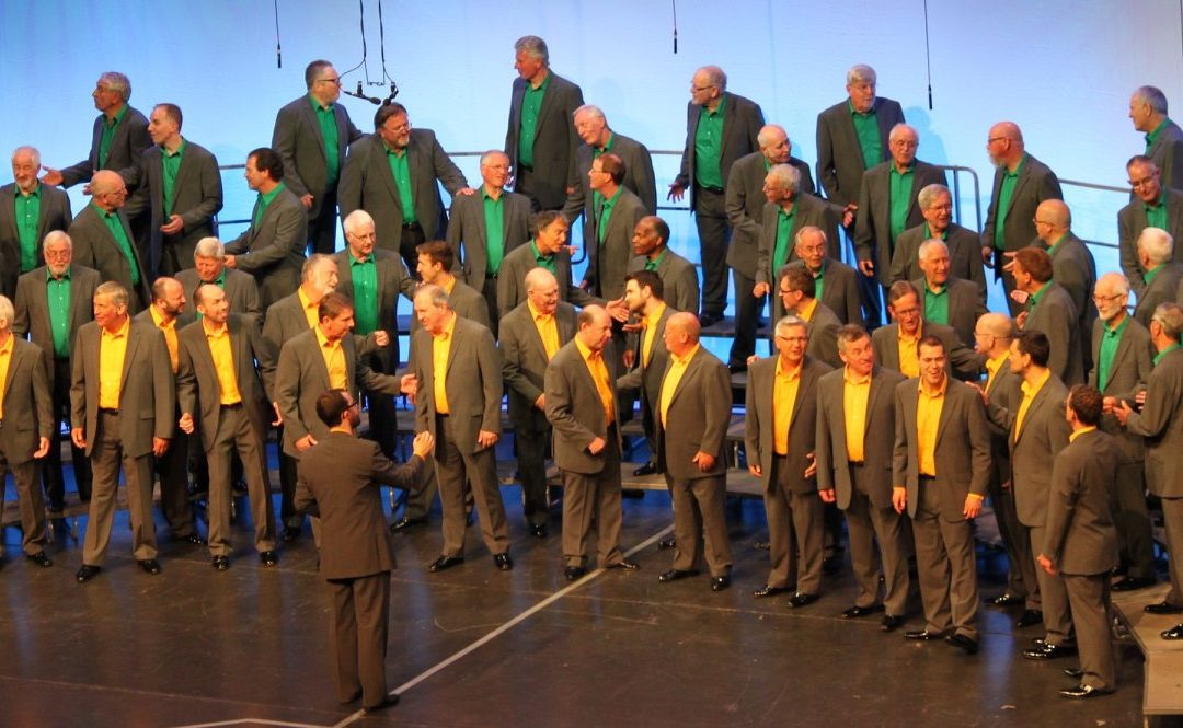Inspired Harmony with Grand Central Chorus